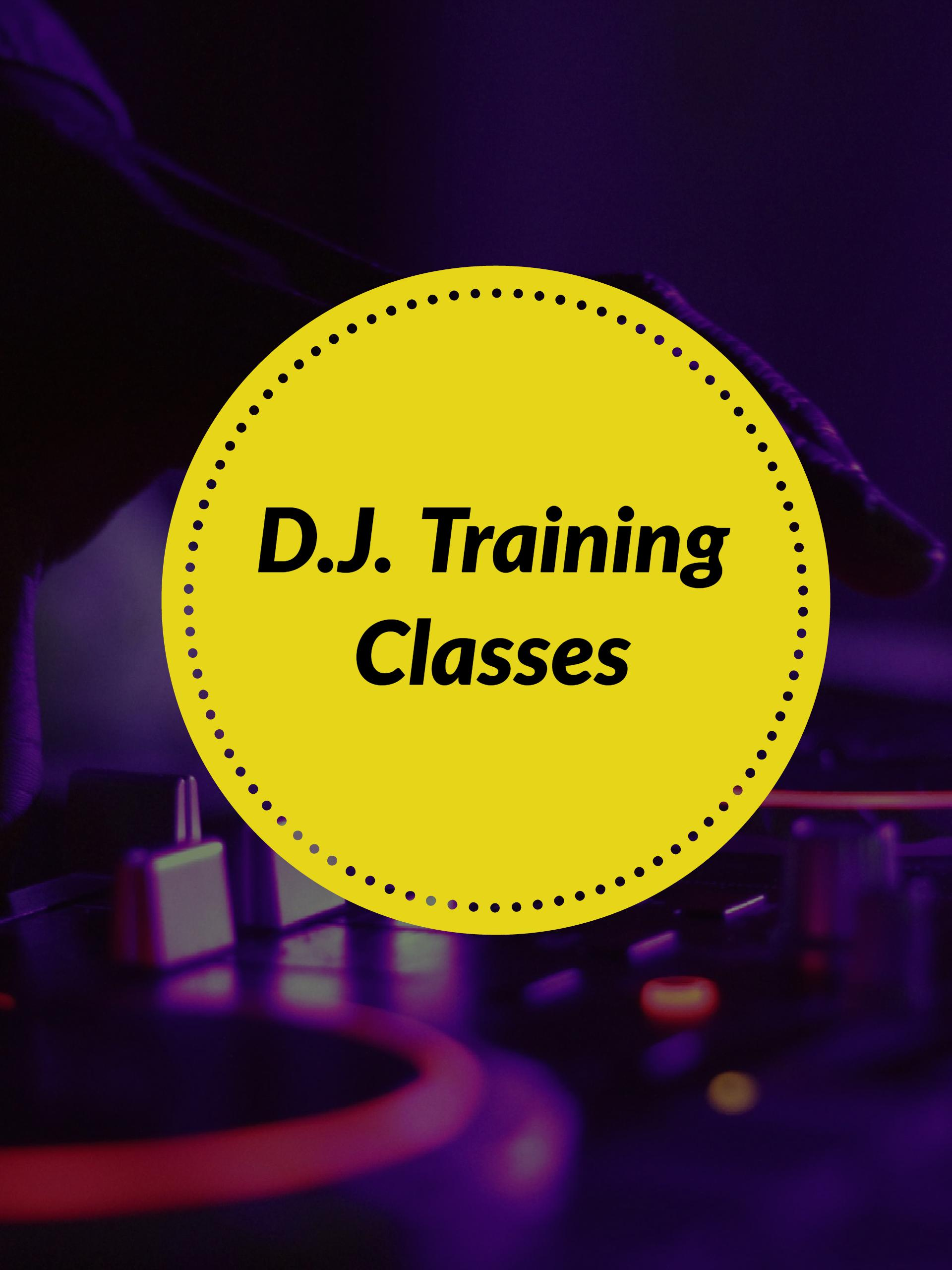 D.J. Training Classes in Delhi