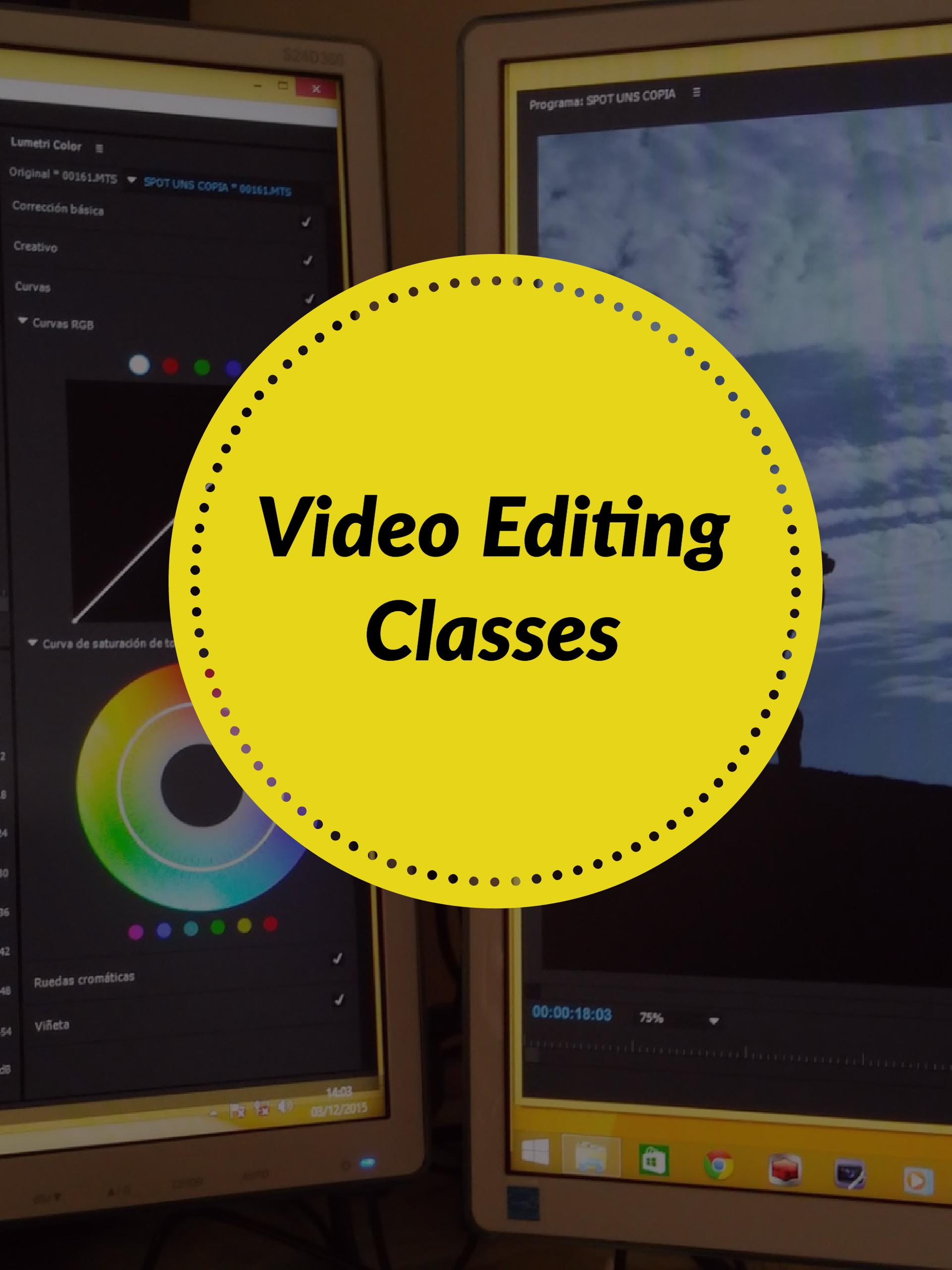 Video Editing Classes in Delhi