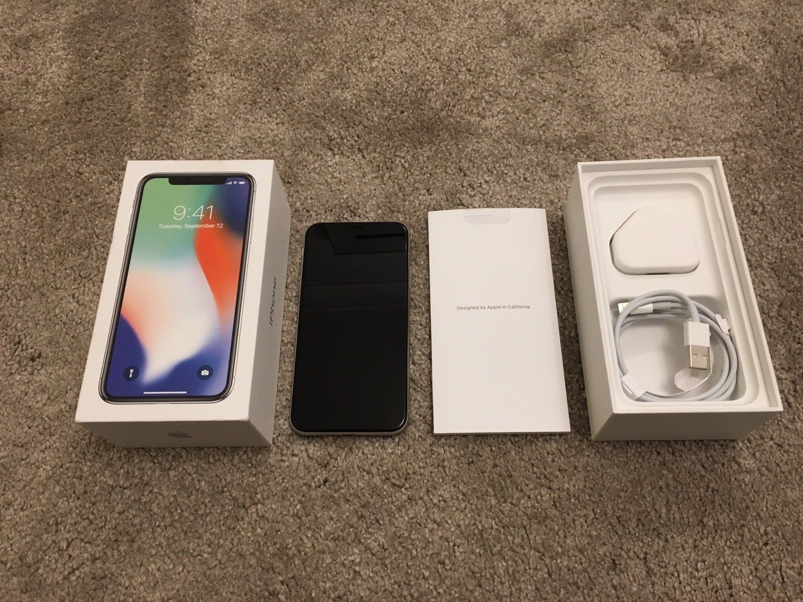 FS: Apple iphone X and 8plus