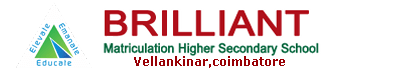 Matriculation School in Saravanampatti | Top Matric Schools in Coimbatore – Brilliant Matriculation School