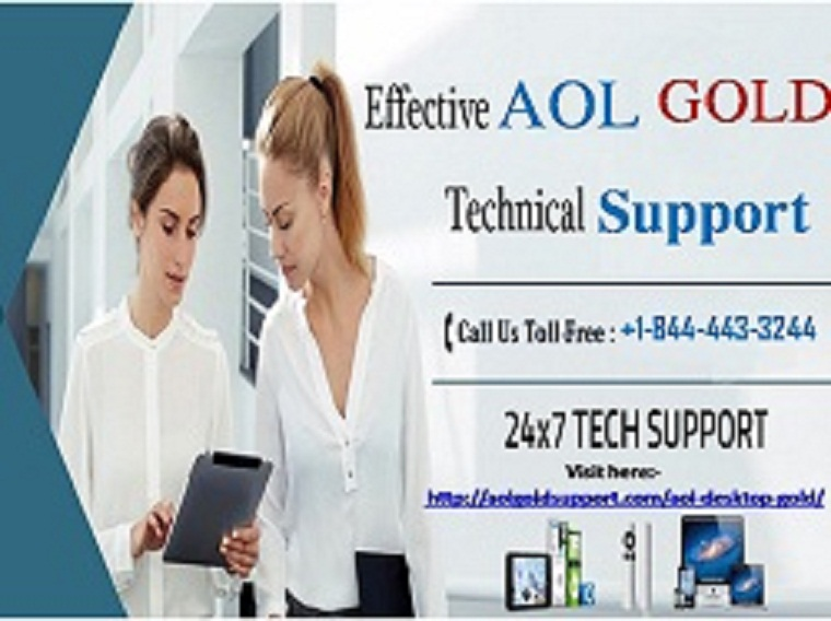 AOL Gold Download +1-844-443-3244