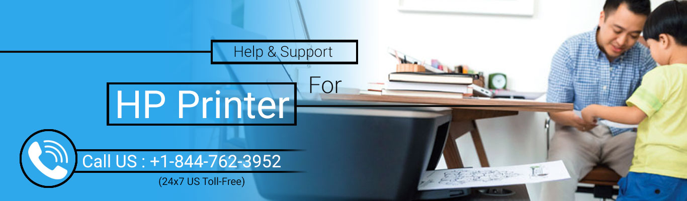 HP Printer Customer Support 1-844-762-3952