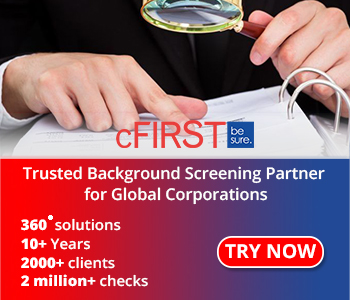 Top Employee Background Verification and Screening Company | cFIRST CORP