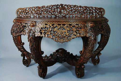 Indian Old Antiques Furniture Wood Collectors & Stores