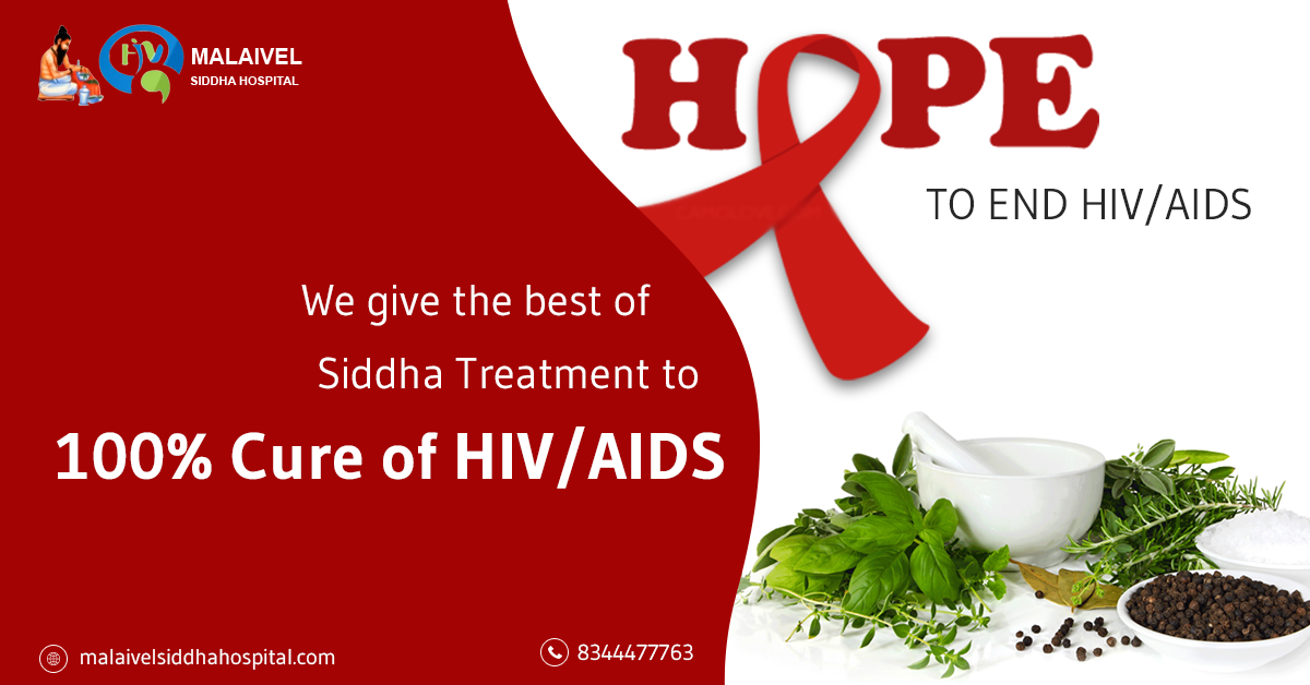 HIV – AIDS Treatment in Tamilnadu