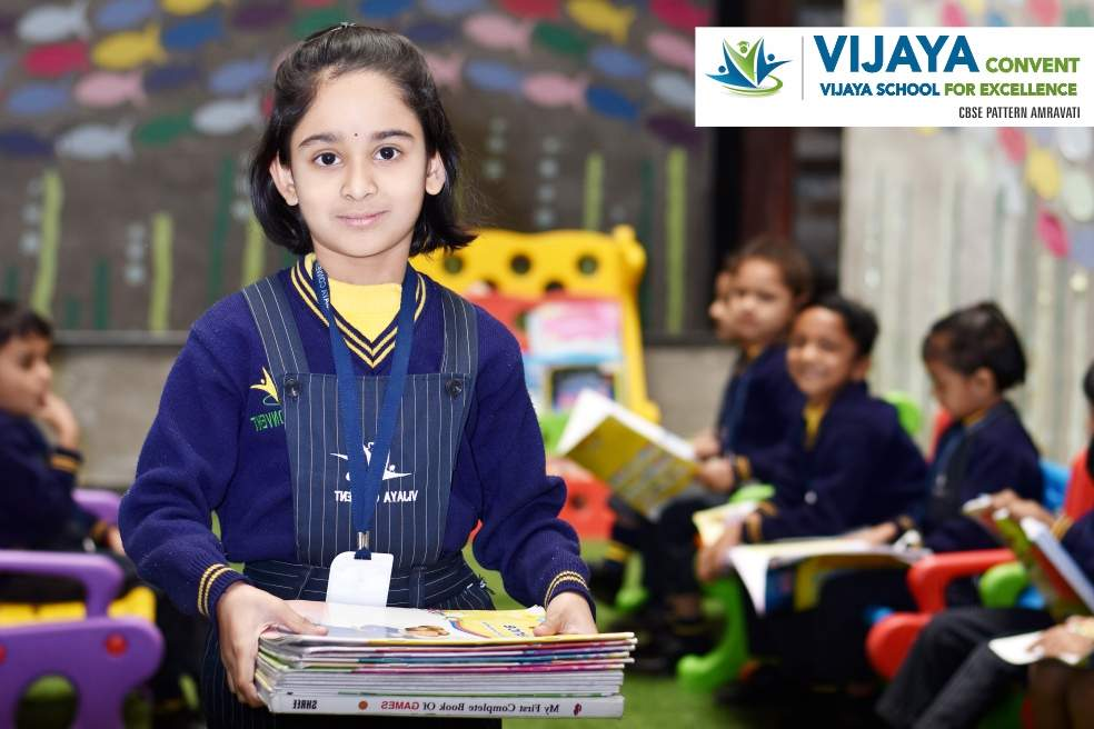 Top CBSE Pattern School in Amravati – Vijaya Convent School