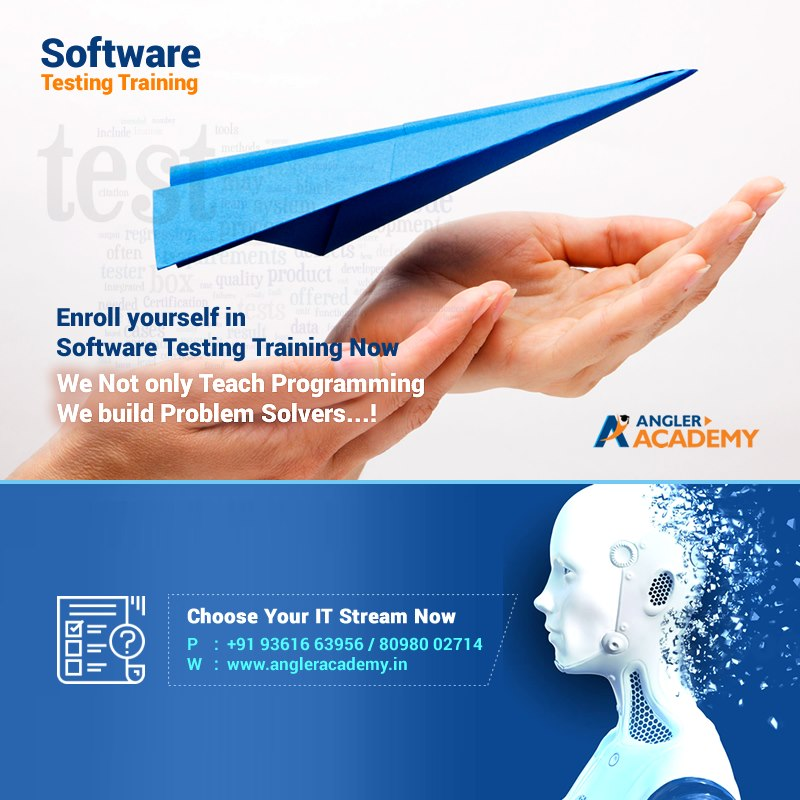 Software testing courses in Coimbatore
