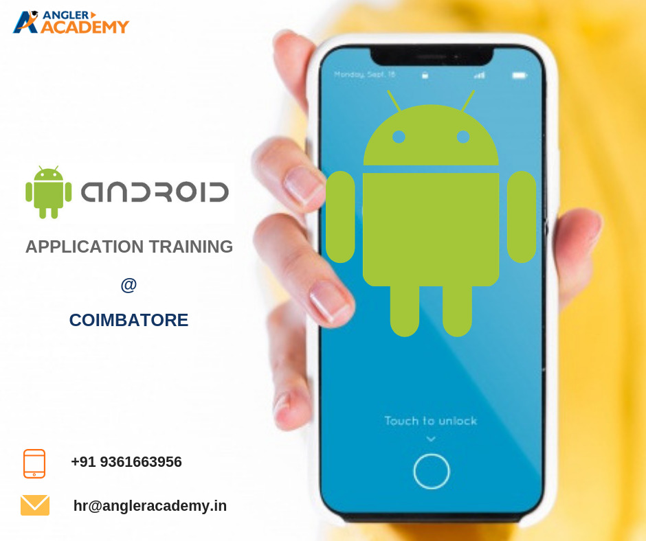 Android training center in Coimbatore