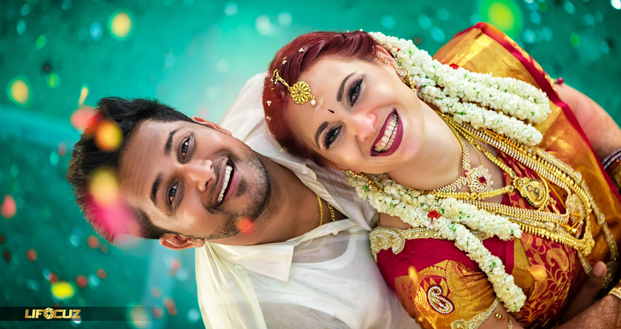 Professional Wedding Photographer in Chennai