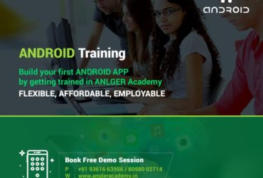 BEST ANDROID MOBILE APPLICATION TRAINING IN COIMBATORE