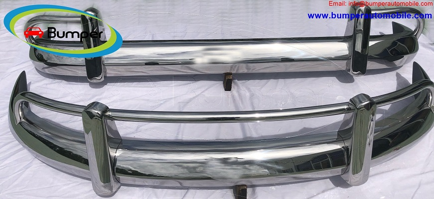 VW T1 Split Screen Bus USA type bumper (1958-1968)