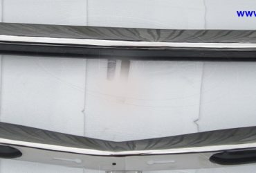 Mercedes W123 Sedan bumper (1976–1985) by stainless steel