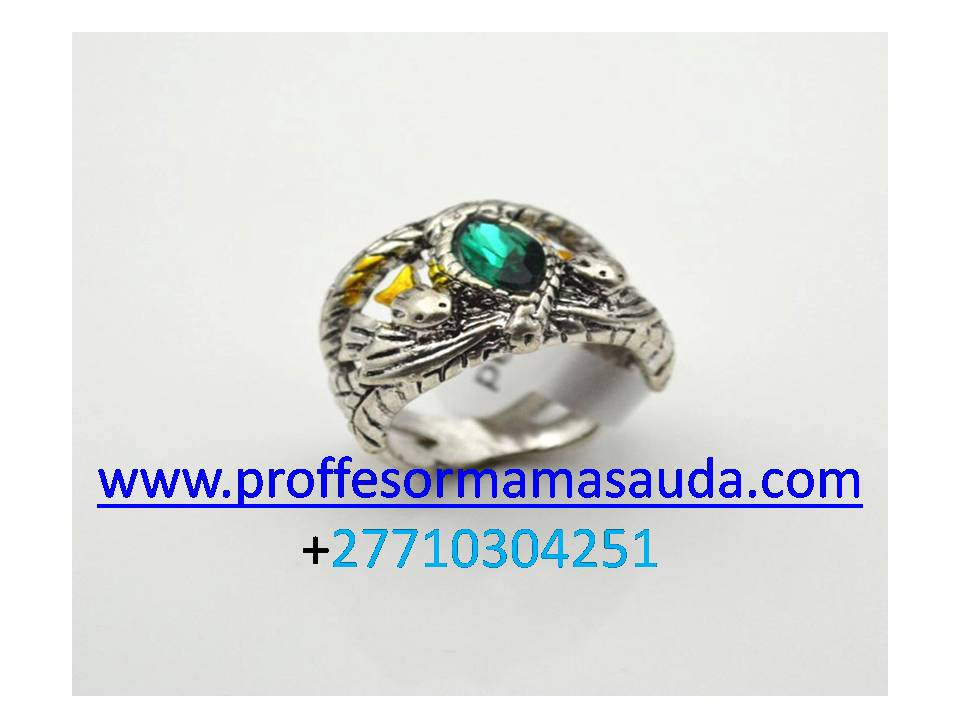 ANCIENT MAGIC RING OF WONDERS, FOR LUCK, RICHES , BUSINESS SPELL +27710304251