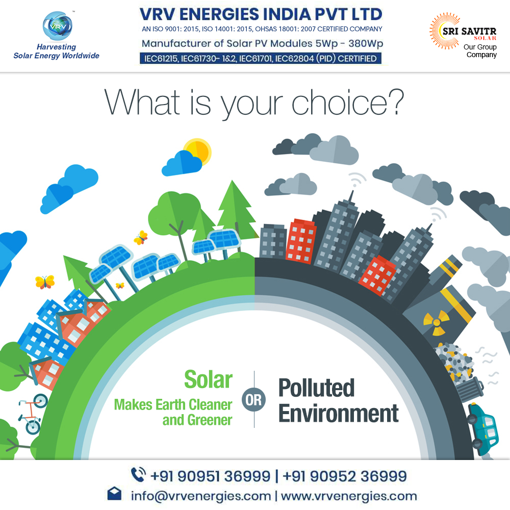 solar manufacturing company in Coimbatore
