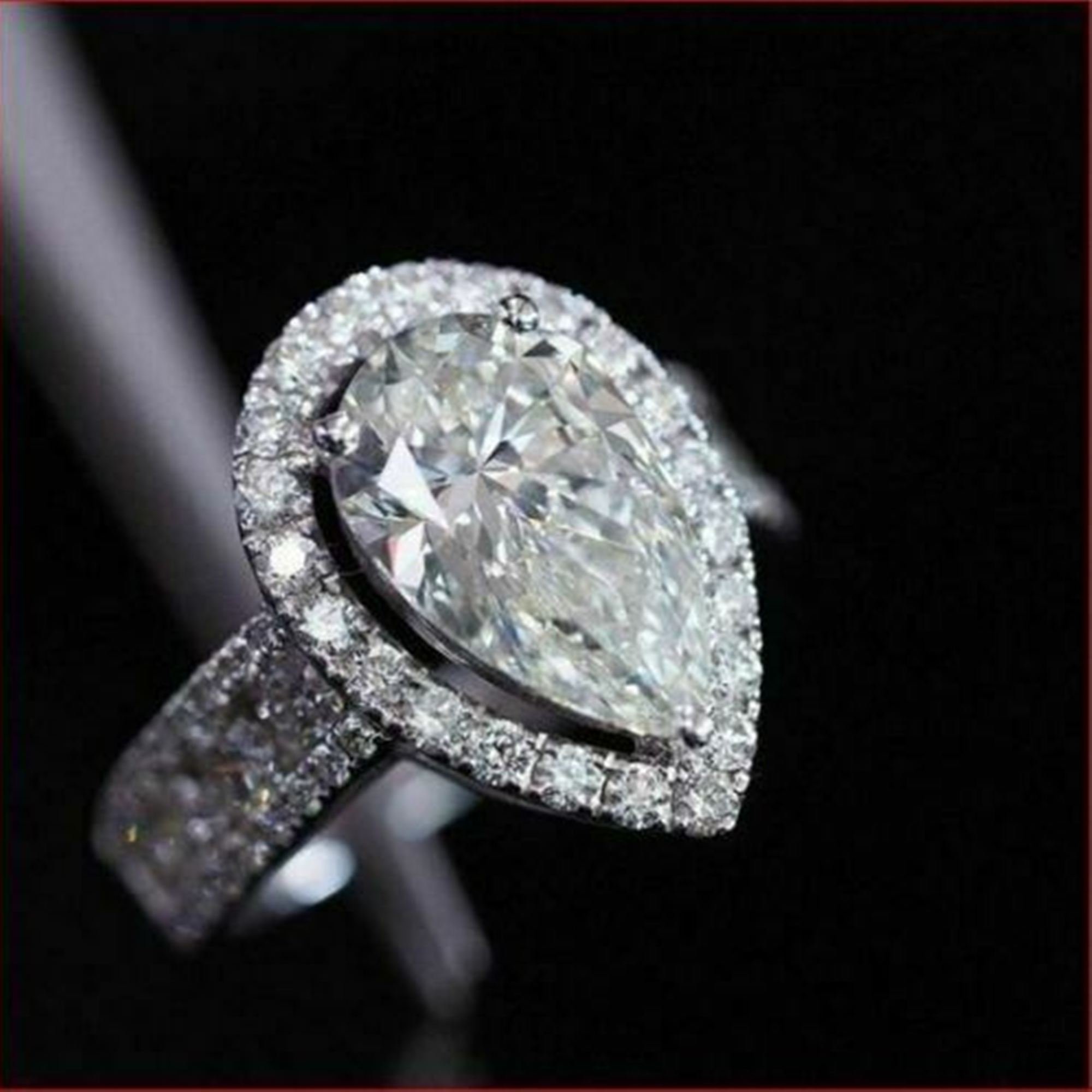 Buy cheap Moissanite Rings India
