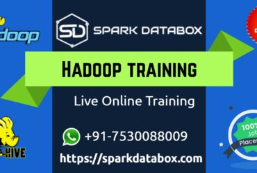 Big Data Hadoop Training Online – Sparkdatabox