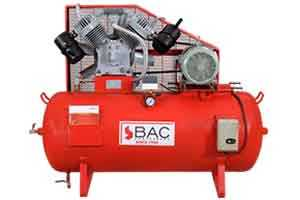 Industrial Air Compressor manufacturers in  Coimbatore, India – BAC Compressors