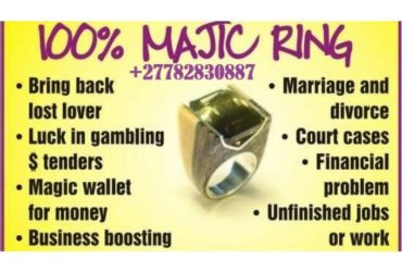 Impulsive Magic Ring Full Of Wonders Call On +27782830887 Pretoria Durban