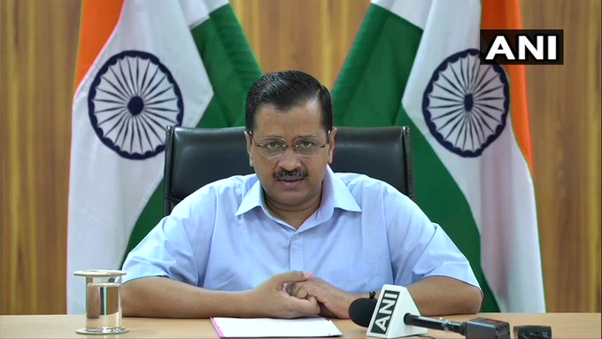 Kejriwal asks Delhi to send suggestions Till 05 May 20