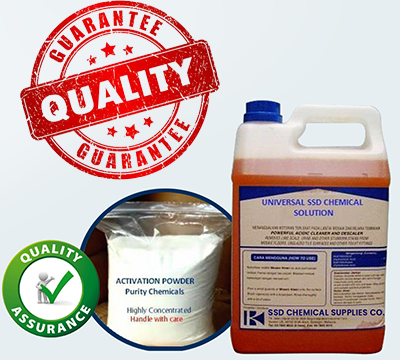 SSD CHEMICAL, ACTIVATION POWDER and MACHINE available FOR BULK cleaning! WhatsApp or Call:+919582553320