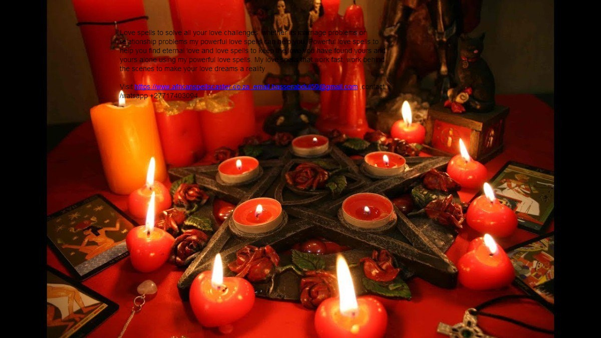 New Orleans Voodoo Revenge Spells to Destroy Enemy – Instant Death Revenge Spells Call +27717403094