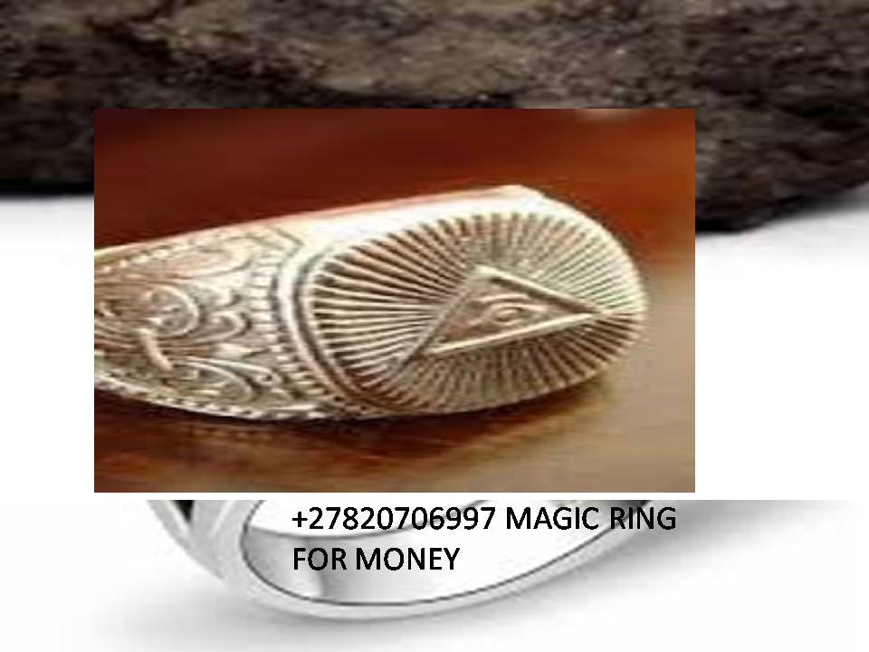 money drawing  ring that draws abundant of money +27820706997