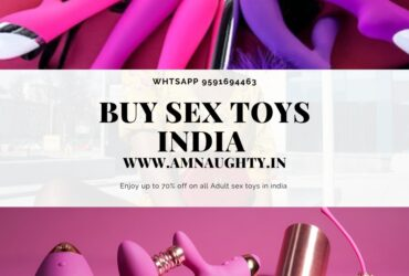 Buy Adult Toys For Women with 50% Discount at Amnaughty.in