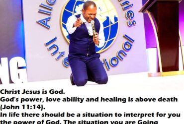 Online Prayer Request Call Alleluia Ministries International +27739544742