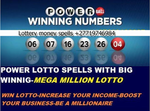 Best Lottery Spells For A Fast Jackpot Money Win Call Dr. Tido Malik 27719746984