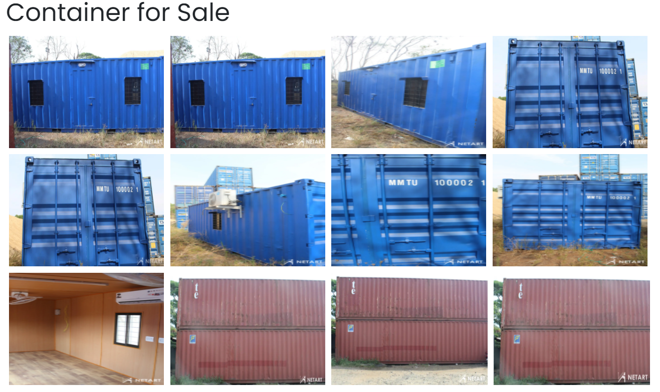 Used Container for sale in Chennai – Veeyem containers services