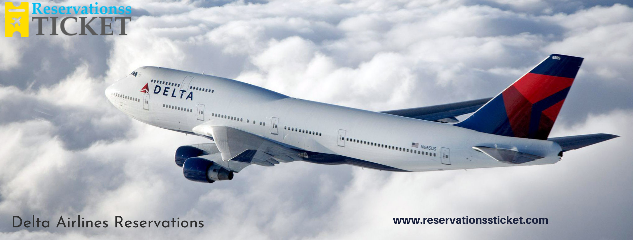 Book Best Delta Airlines Reservations