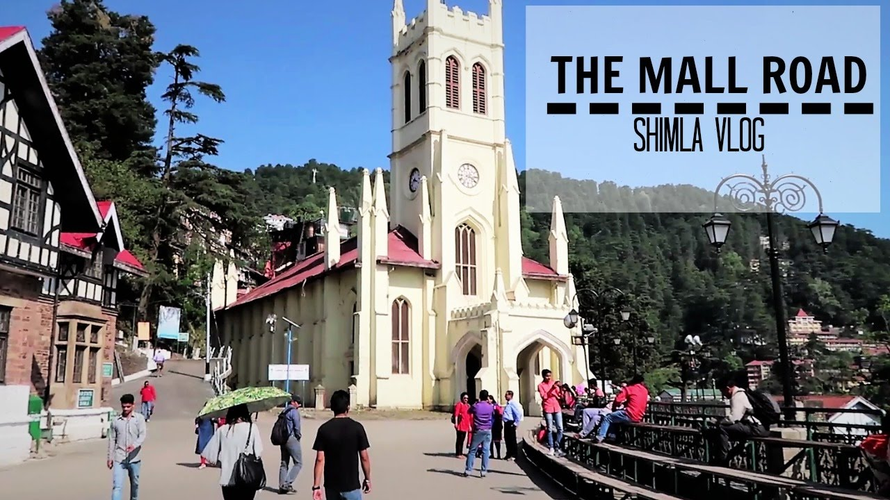 Kullu, Manali & Shimla Volvo Tour (6Days/5Nights)