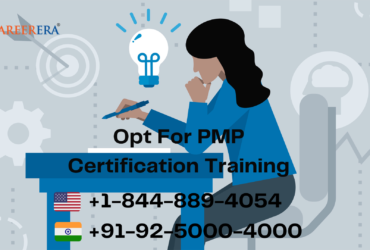 Enroll For The PMP Certification Training at Careerera