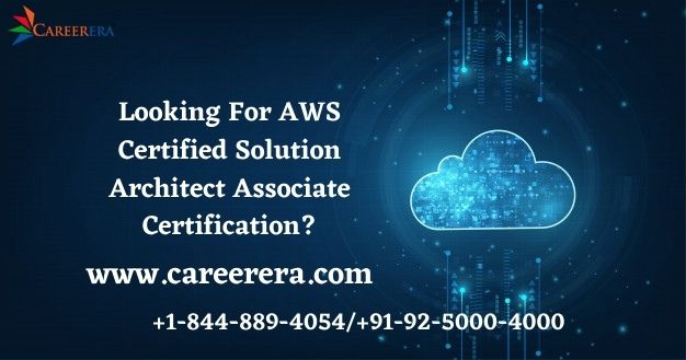 Looking For AWS Certified Solution Architect Associate Certification?