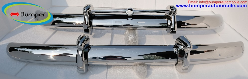 Volvo PV 444 (1950-1953) bumpers