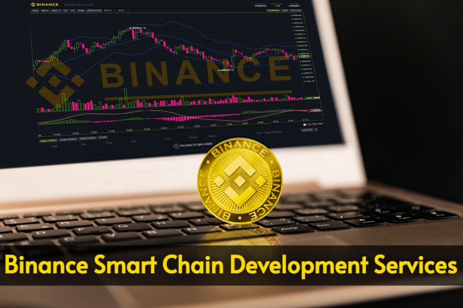 Build your business with Binance Smart Chain Development Service
